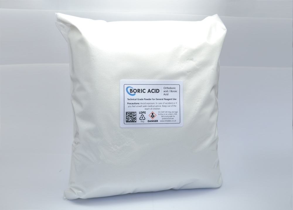 4kg - Boric Acid Powder