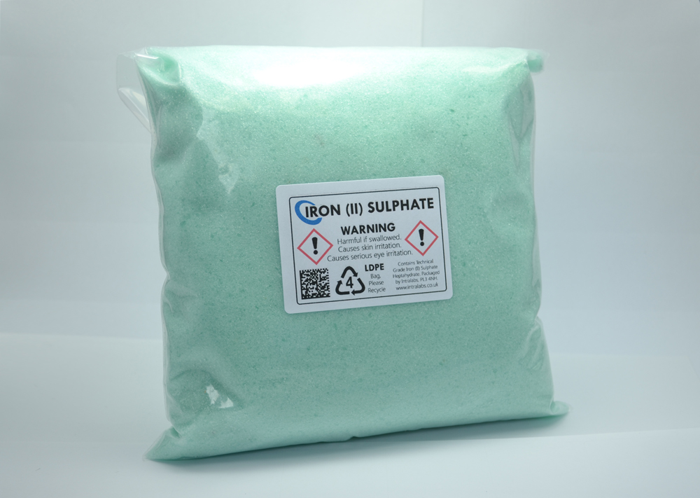 1kg - Iron Sulphate