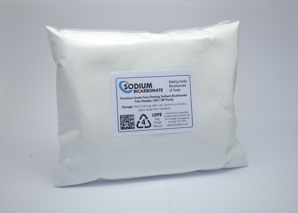 250g - Sodium Bicarbonate
