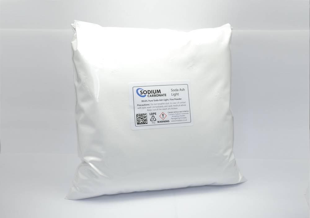 2kg - Sodium Carbonate Light