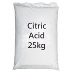 Citric Acid Crystals 25kg Bag