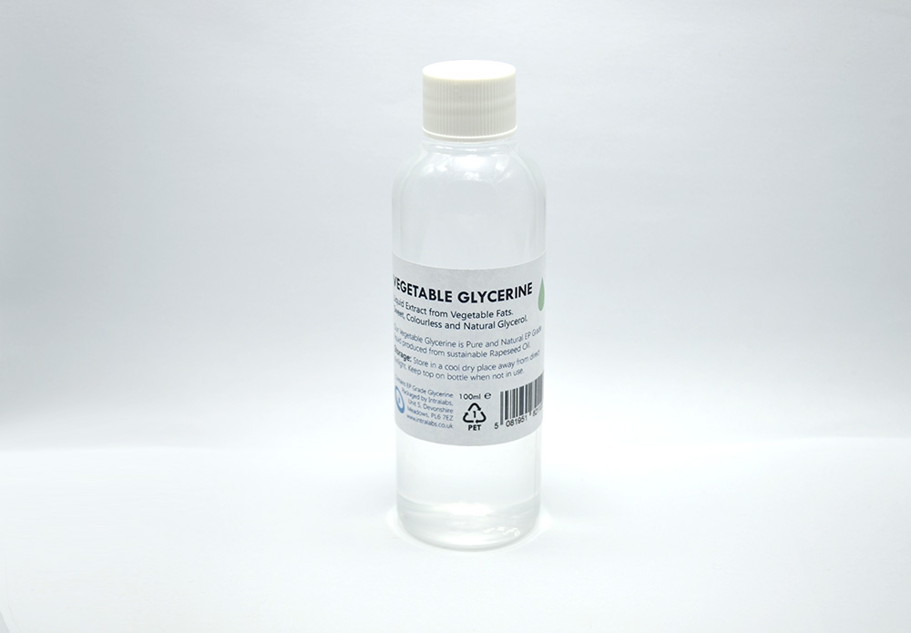 100ml - Vegetable Glycerine