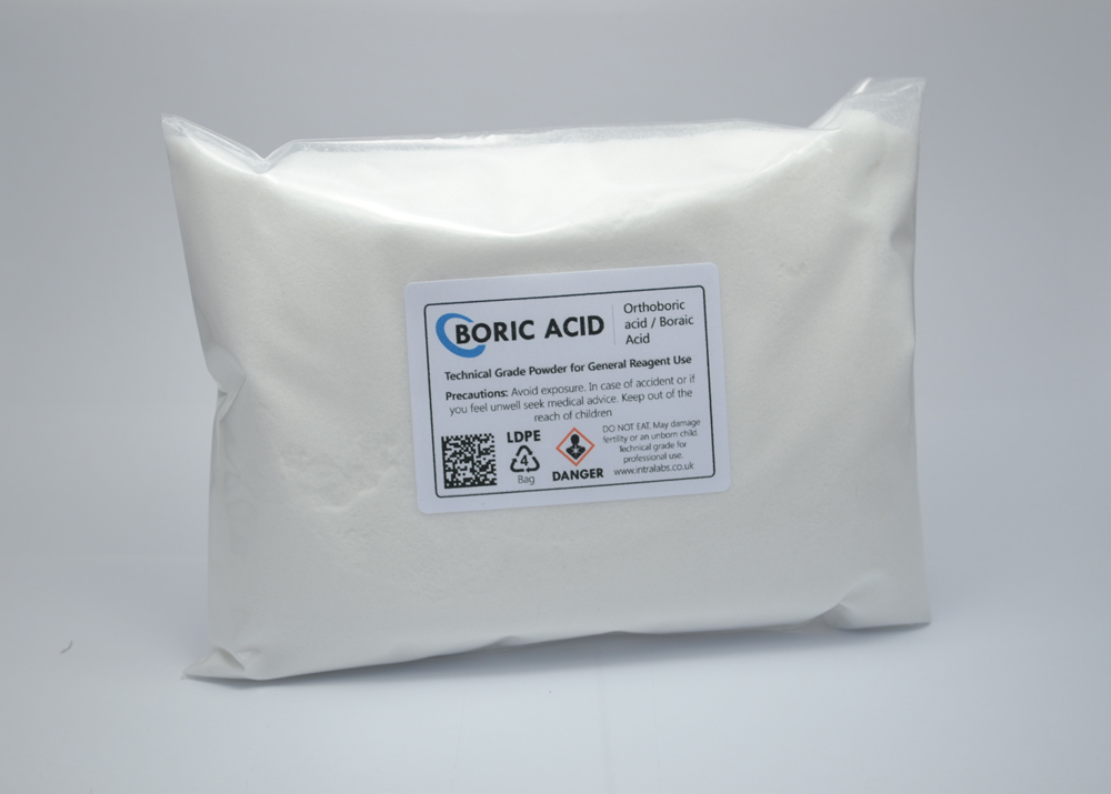 400g - Boric Acid Powder