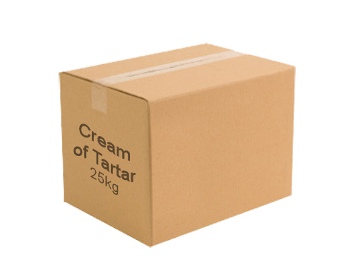 25kg Cream of Tartar